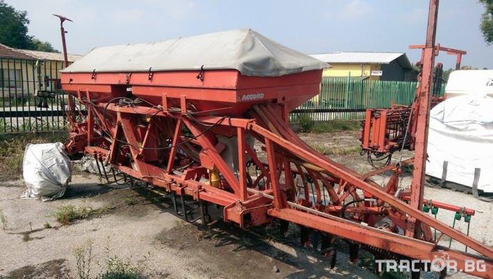Сеялки Accord 3 - Трактор БГ