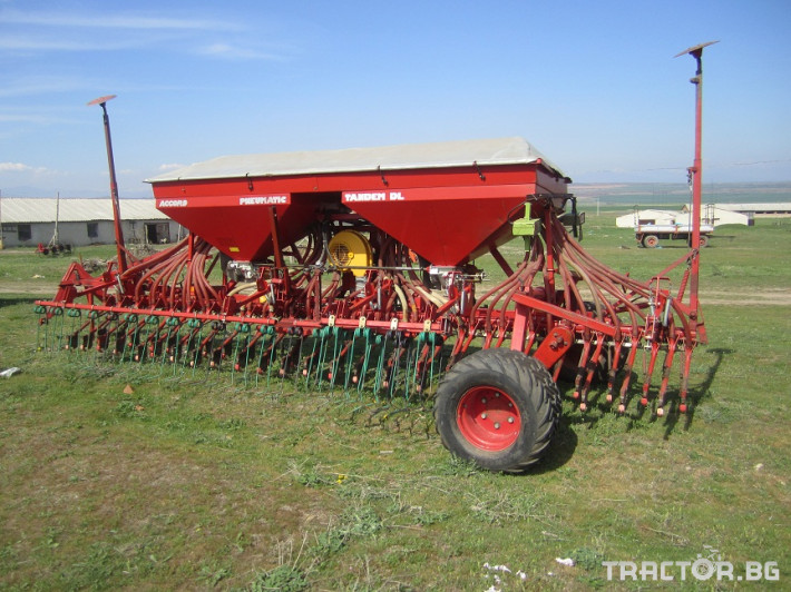 Сеялки Accord 5 - Трактор БГ