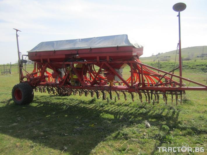 Сеялки Accord 7 - Трактор БГ