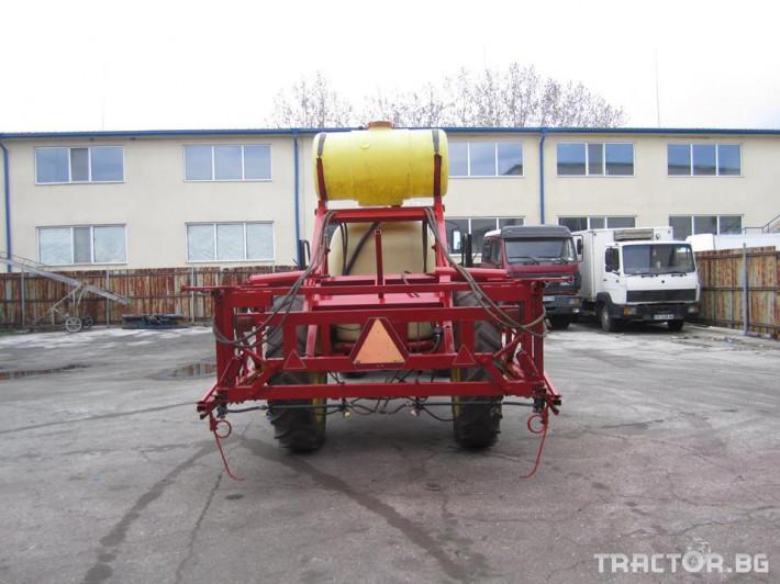 Пръскачки 2600 2 - Трактор БГ