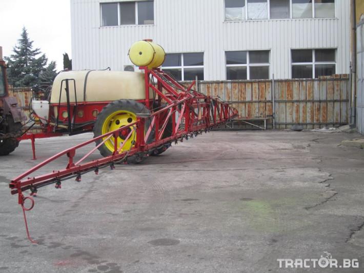 Пръскачки 2600 3 - Трактор БГ