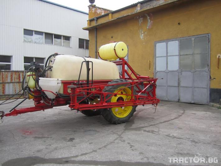 Пръскачки 2600 4 - Трактор БГ