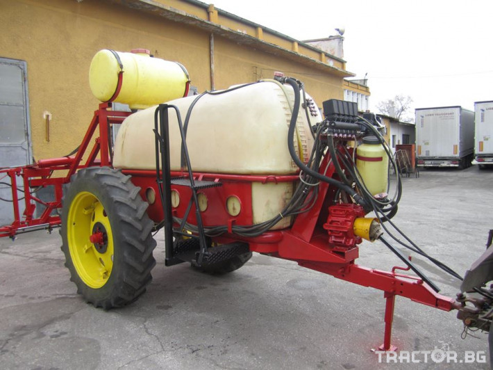 Пръскачки 2600 5 - Трактор БГ