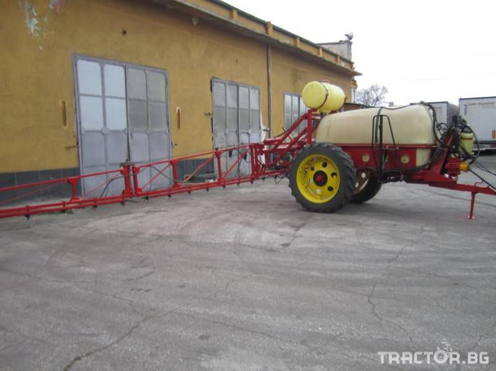 Пръскачки 2600 6 - Трактор БГ