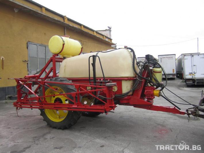 Пръскачки 2600 7 - Трактор БГ