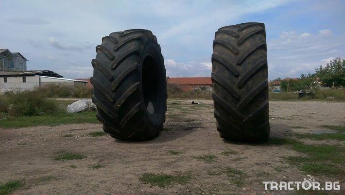 Гуми за трактори Гуми Michelin 710/70 R42 XM 28 1 - Трактор БГ