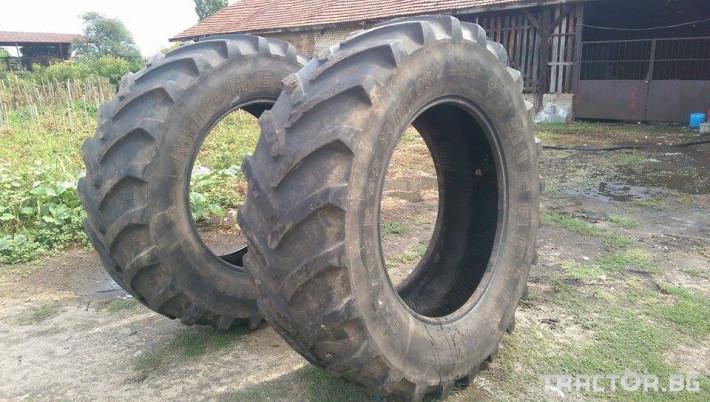 Гуми за трактори Гуми Michelin 710/70 R42 XM 28 2 - Трактор БГ