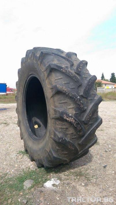 Гуми за трактори Гуми Michelin 710/70 R42 XM 28 4 - Трактор БГ