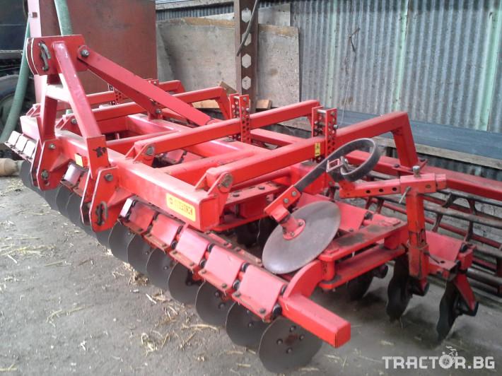 Брани 4 1 - Трактор БГ